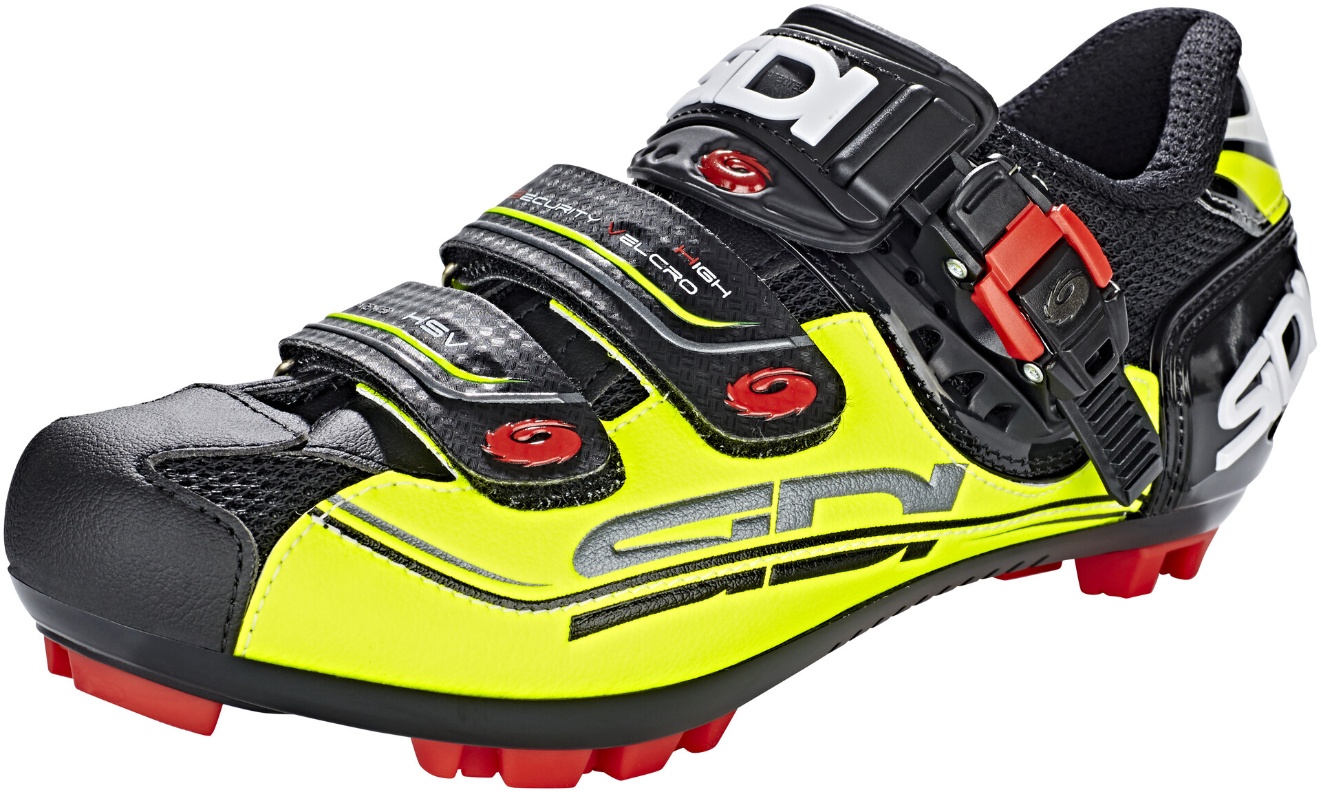 Sidi MTB Eagle 7 SR Shoes Herre blackyellow